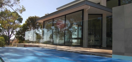 Safe And Secure Glass Pool Fencing